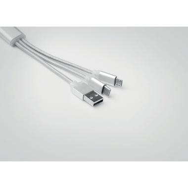 Kable USB / breloki USB / bransoletki USB