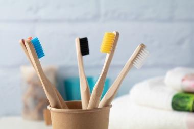 Szczoteczki do zębów z nadrukiem