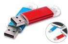USB mobilne z nadrukiem