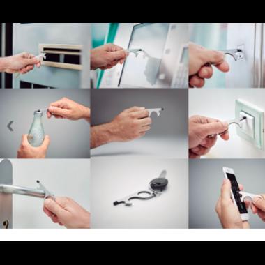 Breloki / klucze higieniczne