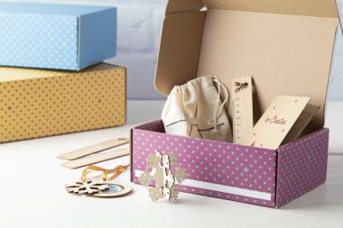 Pudełka tekturowe / prezentowe